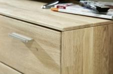 Obývací nábytek LAVA_detail provedení horní desky_obr. 13