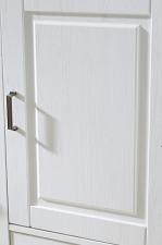 Předsíňový nábytek LINEA_ detail předních ploch_ obr. 12