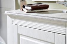 Předsíňový nábytek LINEA_ detail předních ploch_ obr. 13