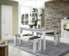 Jídelní stůl LIMA 29 29 UU 01 + 2x lavice 29 29 UU 03