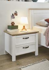 Ložnicový nábytek TRENTO_ noční stolek_ šikmý pohled_ obr. 11