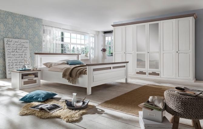 Ložnicový nábytek PALOMA_šatní skříň 46_postel 51 _2x noční stolek 60_obr. 1