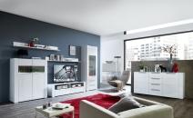Obývací stěna MADISON WW + sideboard