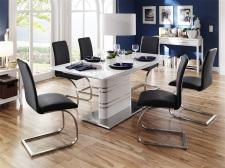Jídelní židle MALAGA I + II v interieru_obr. 2