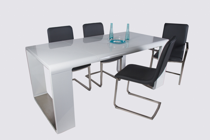 Rozkladací jedálenský stôl MANDY 2