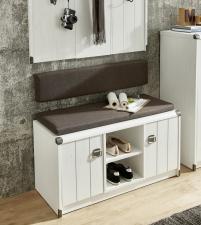 Předsíňový nábytek MARINE_detail lavice_obr. 11