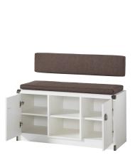 Předsíňový nábytek MARINE_lavice typ 61_otevřená_obr. 31