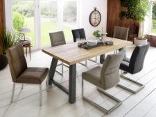 Jídelní stůl MAURO v interieru_obr. 8