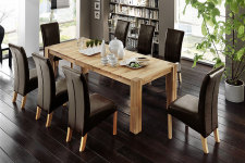 Jídelní stůl MEXX v interieru_obr. 4