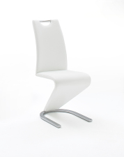 Jídelní židle MIAMI_bílá_obr. 15