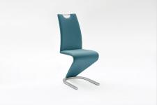 Jídelní židle MIAMI_petrolej_obr. 22