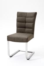Jídelní židle MONACO_hnědá_obr. 11
