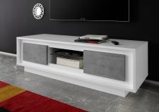 TV-element MONDE  201793-01C_bílý matný lak-beton_obr. 22