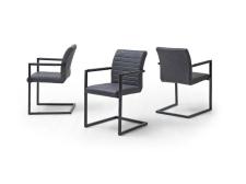 Jídelní židle MONDANO šedá_obr. 2