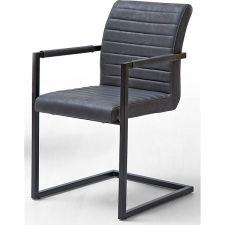 Jídelní židle MONDANO šedá_obr. 4