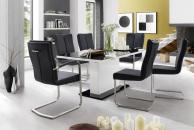 Jídelní židle MONDO a MONDO s područkami v interieru (3)