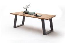 Jídelní stůl MULTI TABLE_dub divoký_podnož lak ANTIK antracit_obr. 8