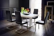 Jídelní židle LANA v interieru_mix s LANA II._obr. 4