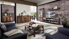 Obývací a jídelní nábytek CARTAGO _sestava  10 G3 VV 82 + sideboard 24 +  highboard 22 + konferenční stůl 20 G3 VV 02_ obr. 2