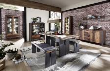 Obývací a jídelní nábytek CARTAGO _jídelna_ volná sestava elementů_ obr. 3