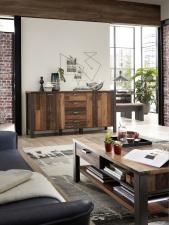 Obývací a jídelní nábytek CARTAGO _sideboard  10 G3 VV 24_ obr. 9