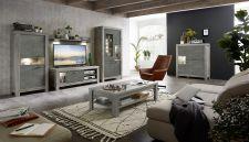 Obývací a jídelní nábytek GRACE _ sestava typů 40 54 3T..  07 + 30 + 02 + 40 + 06 + konferenční stůl 2T 54 3W 02_ obr. 1