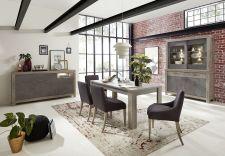 Obývací a jídelní nábytek GRACE _ volná sestava typů_  jídelna_ obr. 5