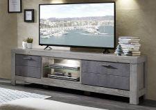 Obývací a jídelní nábytek GRACE _ TV-spodní díl  40 54 3T 32_  šikmý pohled_  obr. 22