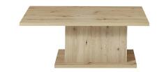 Konferenční stůl LAMIA 20 J4 WH 02_ čelní pohled_ obr. 50
