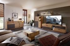 Obývací a jídelní nábytek LAUSANNE_sestava 45 65 HH 83 + sideboard 20 + konferenční stůl 20 65 HH 02_obr. 2