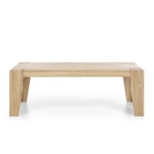 Masivní nábytek LOFT_konferenční stolek typ 67_čelní pohled