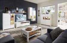 Obývací nábytek NIZZA _ob, sestava 10 G8 WF 80 + highboard 22 + konferenční stůl 20 G8 WF 02_obr. 4
