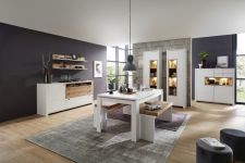 Obývací a jídelní nábytek NIZZA _volná sestava nábytku _jídelna_ obr. 8
