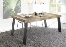 Jídelní stůl PASADENA 370146F_189 cm_kovové nohy_obr. 16