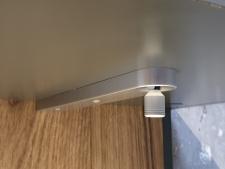 Obývací a jídelní nábytek RICHMOND_detail objektového LED osvětlení MAYA _obr. 16