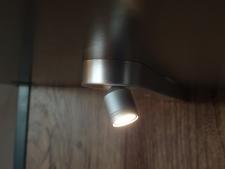 Obývací a jídelní nábytek RICHMOND_detail objektového LED osvětlení MAYA _obr. 17
