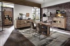 Obývací a jídelní nábytek RICHMOND_ukázka interierového řešení_jídelna_obr. 19