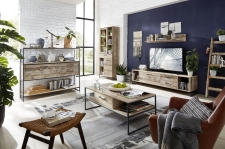 Obývací a jídelní nábytek RIVER_obývací pokoj_volná sestava_obr. 3