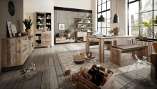 Obývací a jídelní nábytek RIVER_jídelna_volná sestava_obr. 5