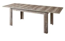 Jídelní rozkládací stůl RIVER 20 H2 RR 01_rozložený na 240 cm_šikmý pohled_obr. 41