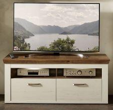 Obývací a jídelní nábytek TOULON_ TV-spodní díl 40 94 UV 30_ čelní pohled_ obr. 17