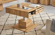 Obývací a jídelní nábytek VALERO_ konferenční stůl s výškově nastavitelnou deskou 169522_ obr. 6