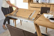 Obývací a jídelní nábytek VALERO_ jídelní stůl s výsuvnou funkcí_ fáze 2_  obr. 11