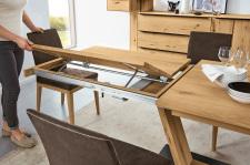 Obývací a jídelní nábytek VALERO_ jídelní stůl s výsuvnou funkcí_ fáze 3_  obr. 12