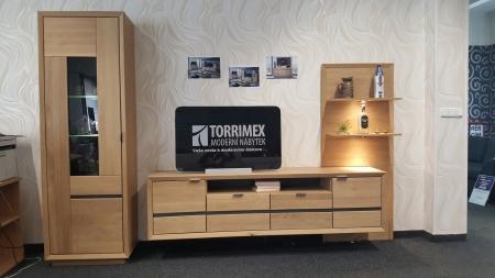 Obývací sestava MIRONE 1831-985-92 + LED osvětlení_foto prodejna_obr. 1