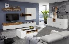 Obývací sestava ENRICO 1805-975-07 + sideboard 876 + konf. stůl 110_bez LED osvětlení_obr. 2