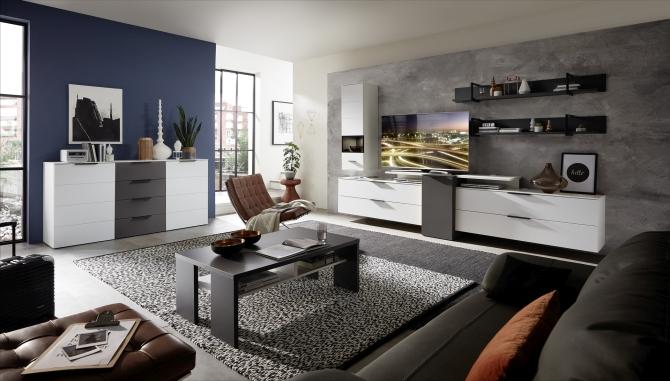 Obývací sestava MOONLIGHT 10 H9 WG 83 + sideboard 20 + konferenční stůl 20 H9 WG 02_obr. 3