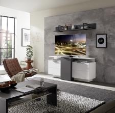 Obývací nábytek MOONLIGHT wg_alternativní TV sestava A_obr. 10