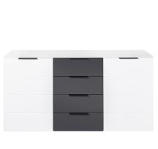 Sideboard MOONLIGHT 10 H9 WG 20_čelní pohled_obr. 28