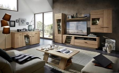Obývací sestava RONDO 42 07 HH 85 + sideboard 21 + konf. stůl 21 07 HH 02_obr. 1